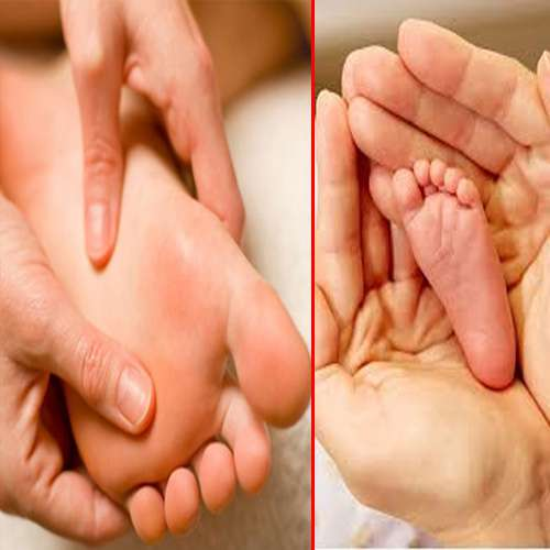 Know how to identify disease from feets - Lifestyle News in Hindi