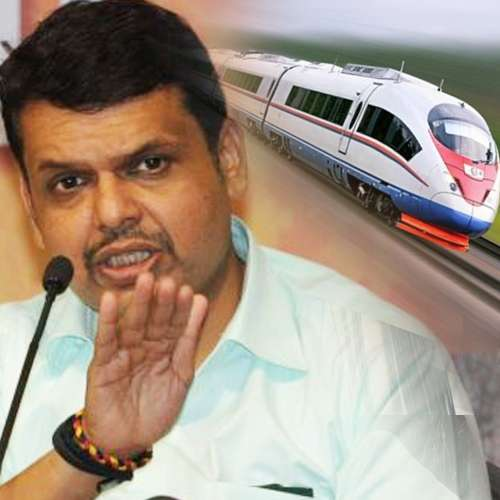 Maharashtra stops bullet train project in its tracks, PM to solve this issue! - India News in Hindi