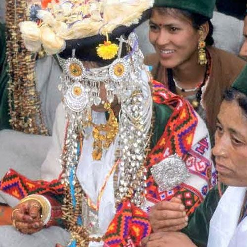 ajabgajab amazing marriage sister bring brother wife must read - Lahaul - Spiti News in Hindi