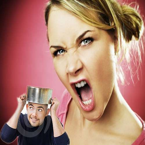 Know how to tackle angry girlfriend in relationship - Relationship