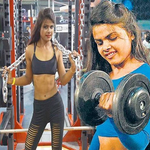 ajabgajab world coolest gym female trainer trained for muscle training must read - OMG News in Hindi