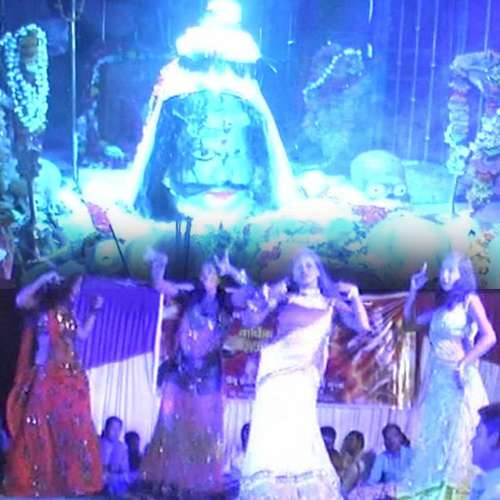 Amazing mela in Varanasi shamshan - India News in Hindi