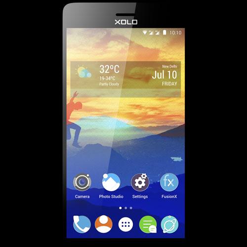 gadget xolo launches black smartphone     khaskhabar