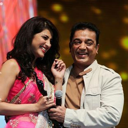 Shruti Hassan To Fight With Dad Kamal Hassan On Screen