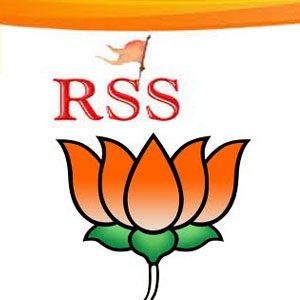 what is the relationship between bjp and rsss