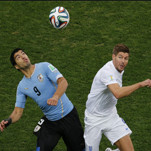 Flipboard Sports Highlights News Now: SPORTS Uruguay Vs England Highlights Luis Suarez Stars As