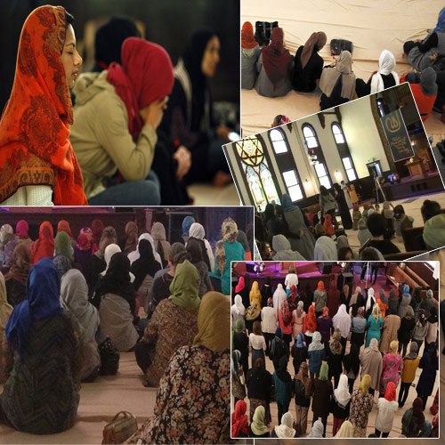 ajabgajab the first all female mosque in the us opens in los angeles - OMG News in Hindi