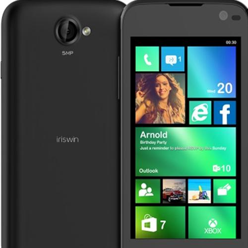 slide 3   gadget lava launches iris win windows phone at