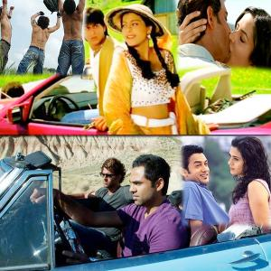 PICS : ENJOY Road-Trip with Bollywood!