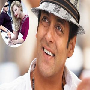 PICS : Salman Khan to marry Romanian TV actress?