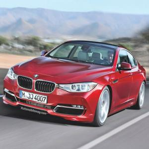 PICS : BMW officially launches all-new 4 Series