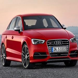 PICS : New Audi A3 Saloon release date and price