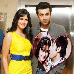PICS : After too much NO-NO it`s a big `YES` from Ranbir-Kait!