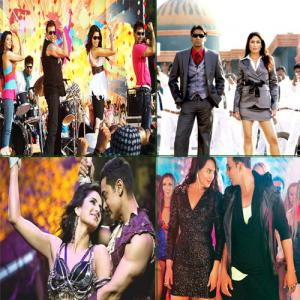 PICS : Most costly Songs of Bollywood.. Ever since Now!