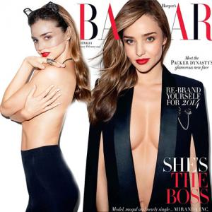 PICS : We`re still very big parts of each others lives: Miranda Kerr