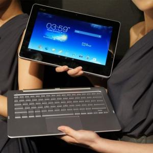 PICS : Asus Transformer Book Trio now in India!