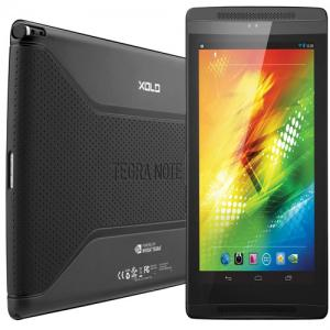 PICS : XOLO Launches Play Tegra Note Tablet!