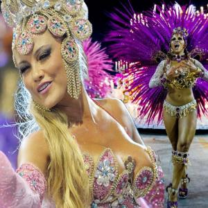 PICS : A glimpse of biggest Rio Carnival!