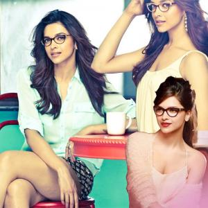 PICS : Wow! Deepika Padukone makes specs look so hot