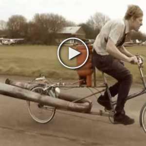 ये जेट साइकिल उडा देगी आपके होश