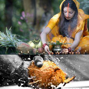 हिंदू महिलाओं को नारियल फोड़ने का अधिकार क्यो नहीं