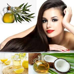 PICS : 5 Natural Oils For Beautiful Hair