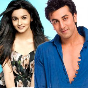 BOLLYWOOD ranbir kapoor and alia bhatt to star in ayan mukherjee next