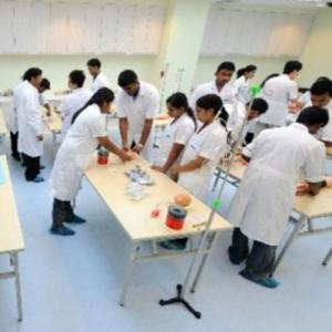 news chhattisgarh  percent of medical students had failed to