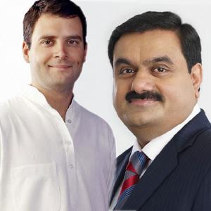NEWS now comes to light the animosity of rahul adani