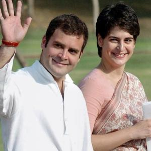 news rahul to adopt son of priyanka