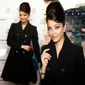 PICS : Amazing Aishwarya at CWG