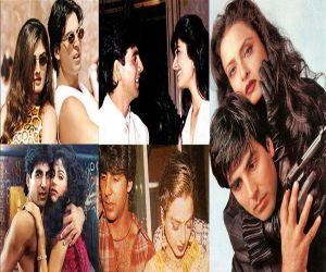 B.Spl: एक दो नहीं इन सात अभिनेत्रियों के साथ था अक्षय कुमार का अफेयर