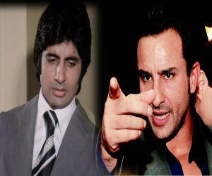 Shocking: सैफ की बेगम को अमिताभ बच्चन ने जबरन किया Kiss, फिर क्या हुआ?