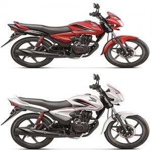 PICS : Honda CB Shine Gets New Body Paint Shades