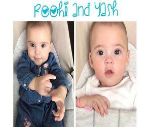 See Pics:इस फेमस स्टार के जुड़वा बच्चें हैं ये दोनों, क्या आपने पहचाना