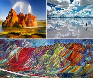इन 15 तस्वीरों में देखें प्रकृतिक का अद्भुत और नायाब नमूना
