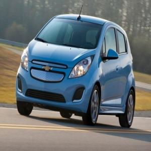 PICS : Chevrolet Spark EV to be priced in U.S