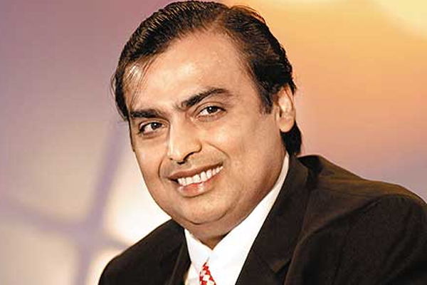 mukesh ambani tops forbes 2017 list of india 100 richest tycoons 268357