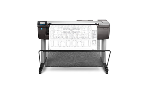 hp launches 24 inch hp designjet t830 multifunction printer 268853