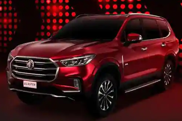 mg motor launches gloster india first autonomous level 1 suv 454818