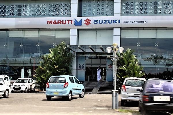 maruti alto completes 20 yrs reaches 40 lakh sales figure 455384