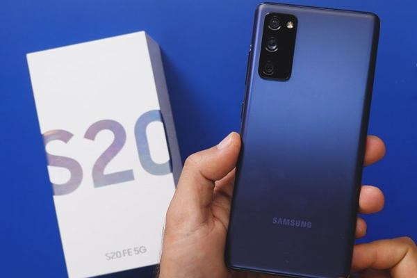 samsung launches galaxy s20 fe 256gb variant in india 455624