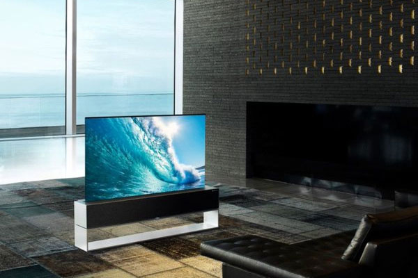 lg launches world 1st rollable tv for whopping rs 64 lakh 456112