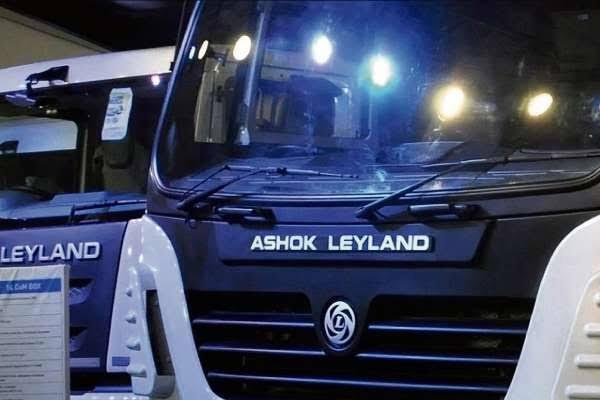 ashok leyland sells 12762 trucks in dec 2020 463929