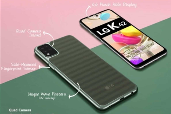 lg k42 with us military grade durability launched at rs 10990 466164