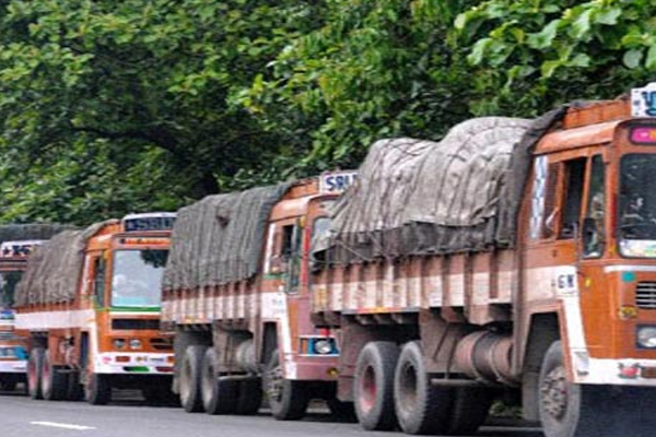 if the price of diesel is not controlled then the trucks will be jammed aimtc 468746