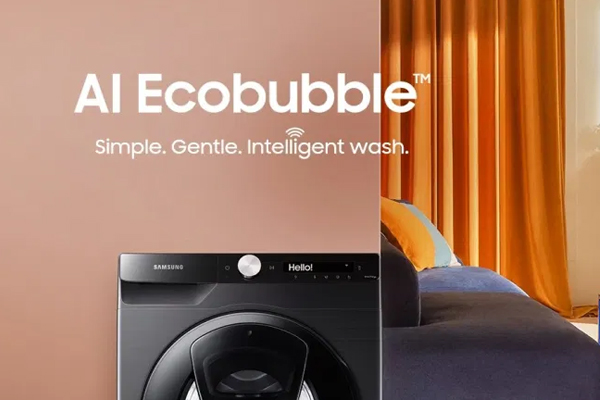samsung powers remote laundry care with connected washing machine 474718
