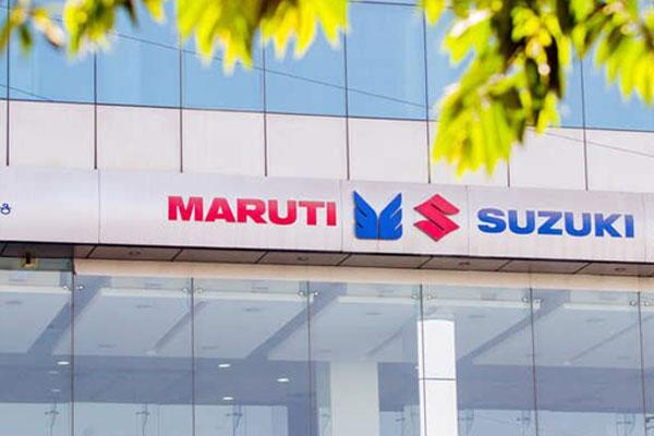maruti suzuki standalone q4fy21 net profit down 97 percent 476668