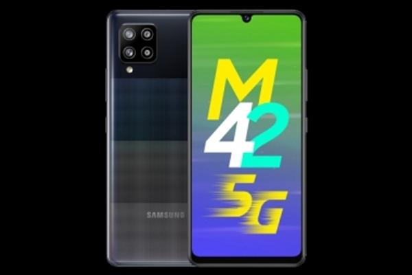 samsung unveils 5g ready galaxy m42 smartphone in india 476814