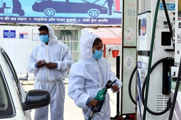 hiked again petrol nears century mark pan india 481866